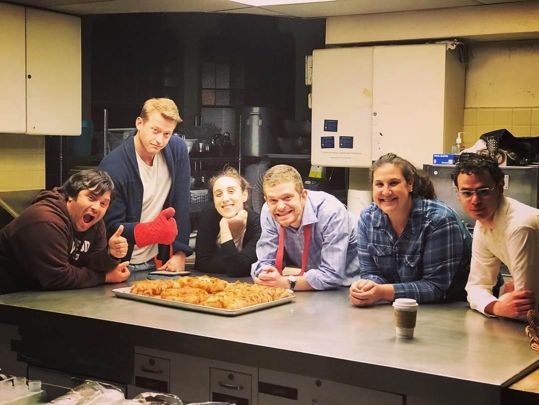 Jewish Graduate Student Network - Shabbat Across Philly