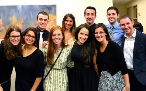 Jewish Graduate Student Network - Formsite Photo